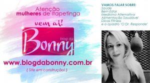 Clique e acesse o blog da Bonny