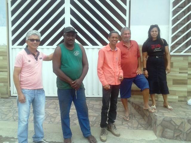 Itapetinga: Após reunião com moradores, José Antunes solicita implantação de quebra-molas na Rua Venezuela