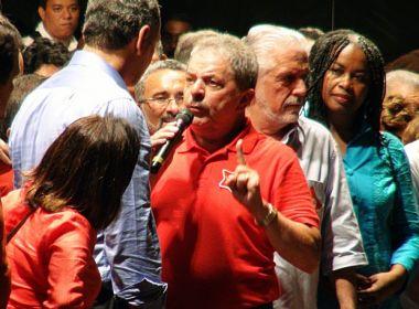 Com Lula como cabo eleitoral, PT se anima para ter candidato em Salvador