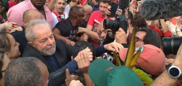 Ex-presidente Lula chega a Salvador nesta quinta-feira (14)