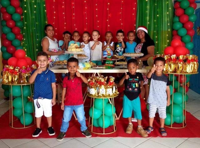 Itapetinga: Rede municipal de ensino encerra ano letivo em clima de Natal