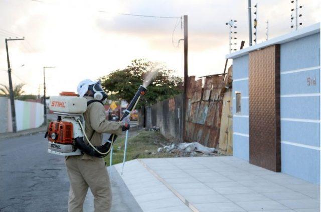 Prefeitura de Itapetinga atua para evitar a proliferação do mosquito da dengue