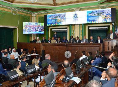 TJ-BA nega pedido de suspensão de votação da reforma da previdência em Salvador