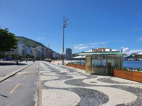 Copacabana é o 2º bairro do Rio com mais casos da covid-19