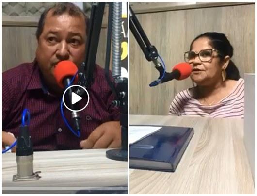 Firmino Alves: Prefeito Lero e a vice Lúcia falam sobre o combate ao COVID-19 e a retomada das obras no município