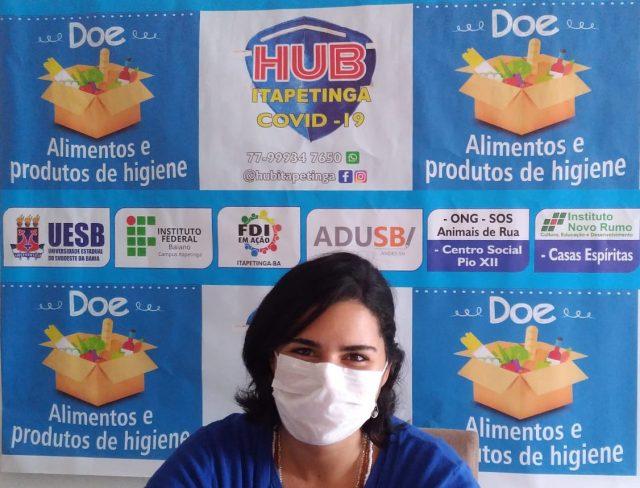 Tribuna Popular: Grupo comunitário HUB apresenta resultados de ações no combate à Covid-19 em Itapetinga