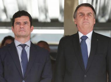Moro diz que Bolsonaro não se compromete contra corrupção