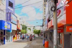 Após um mês com o comércio reaberto, Itapetinga mantém números de contaminação estáveis