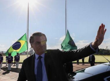 Em reunião, Bolsonaro defendeu possibilidade de intervenção das Forças Armadas