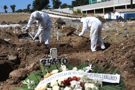 Brasil soma mais 852 mortes e 38 mil novos casos em 24 horas