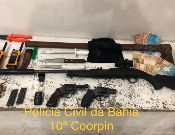 Conquista: Polícia detalha operacao que resultou na morte de ladrões de gado, 3 morreram e foram identificados