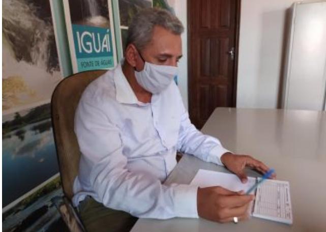 Iguaí: MP-BA pede que prefeitura não use verba pública para contratação em live