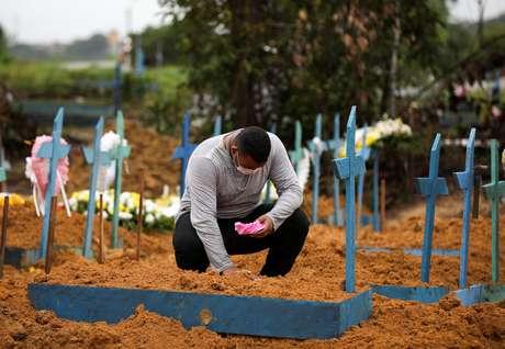 Brasil registra 24 mil novos casos e mais 692 mortes em 24h