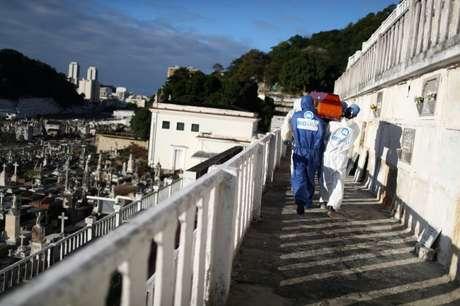 Sexta-feira: Brasil registra 51 mil novos casos e 851 mortes em 24 horas