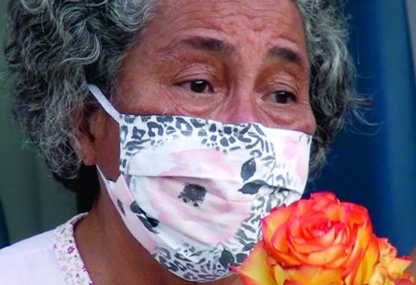 Itapetinga:  Com 76 anos Dona Terezinha se cura da Covid-19 e traz mensagem de esperança