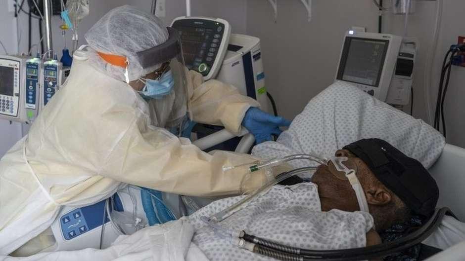 homem de 93 anos morre vítima de Covid-19 em Itapetinga