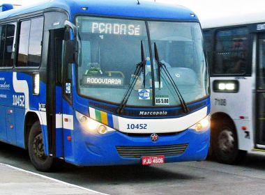 Com início da fase 2 de reabertura, frota de ônibus é ampliada para 80% em Salvador