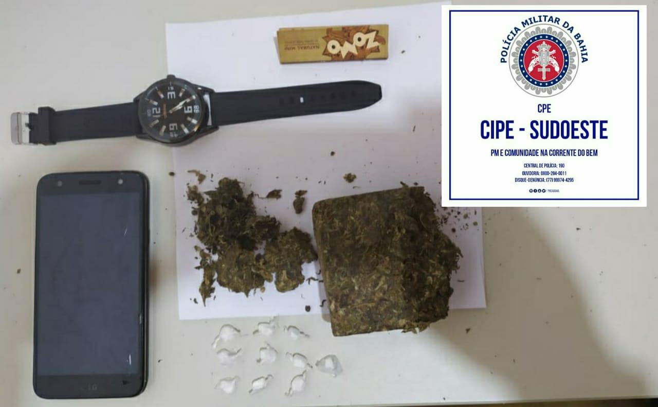 Maiquinique: CIPE segue implacável contra o tráfico de drogas