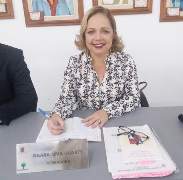 Itapetinga: Naara Duarte a aniversariante do dia!