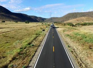 Governo federal entrega recuperação de 84 km na BR-030 entre Brumado e Guanambi