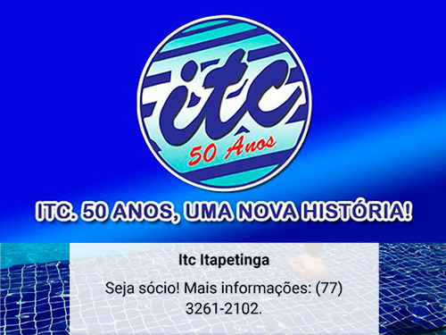 Comunicado do Itapetinga Tênis Clube