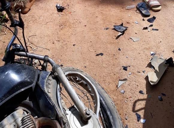 Mutuípe: Colisão entre duas motos deixa uma pessoa morta e duas feridas na zona rural