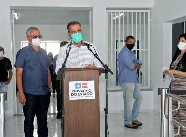 Bahia: Rui pede a prefeitos que fechem atividades não essenciais  e ameaça toque de recolher