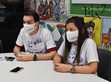 Chapa 'Enfermagem eu quero mudar' promete inovação em eleição do Coren