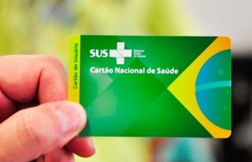Recadastramento obrigatório do cartão do SUS é prorrogado até 30 de setembro