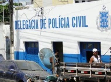 Iguaí: Policia prende acusado de matar namorada com golpes de faca