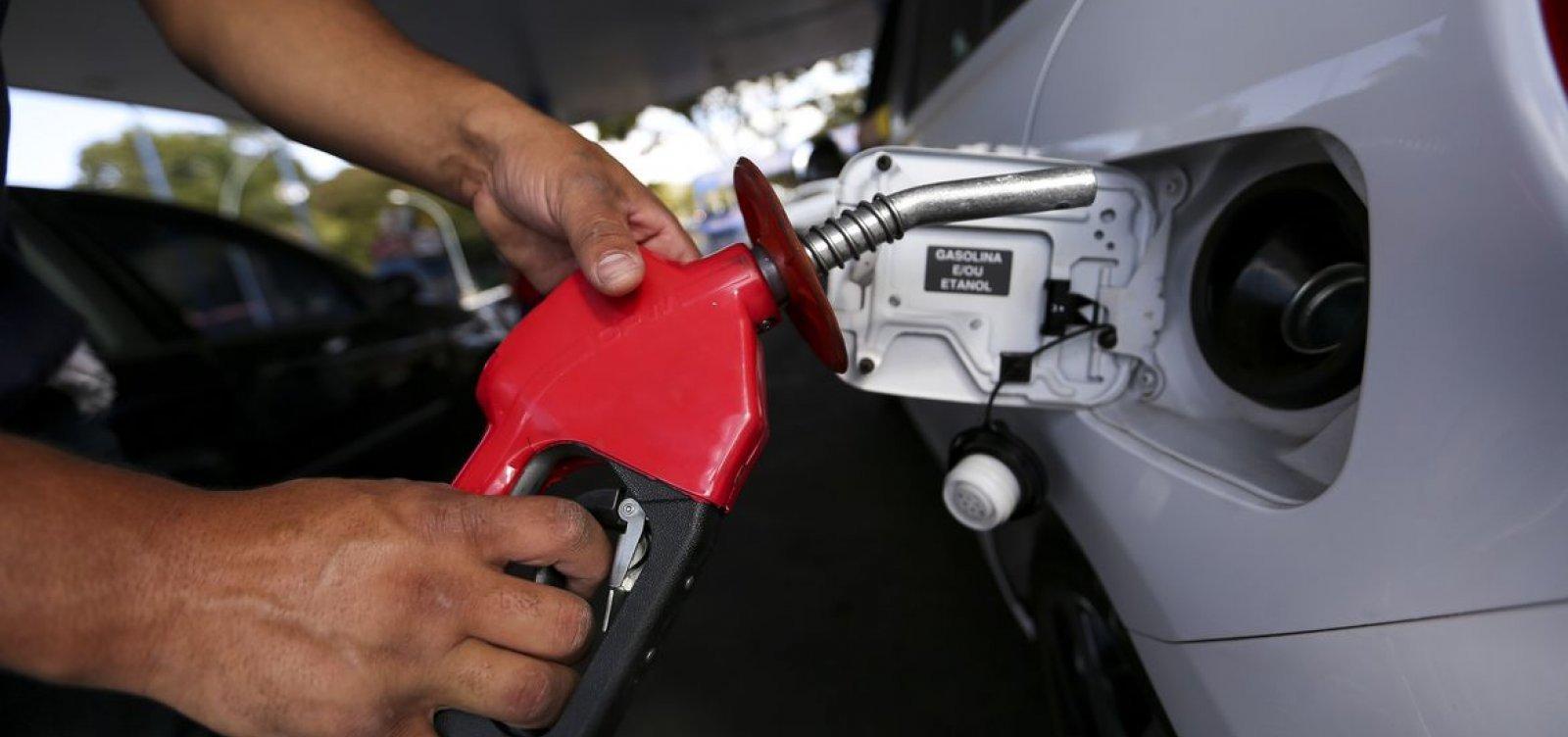 Gasolina e diesel estão mais baratos nas refinarias a partir desta Quinta-Feira (25)