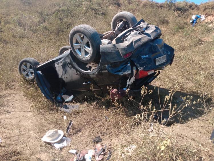 Jequié: Inspetor da PRF morre após complicações causadas por acidente de carro