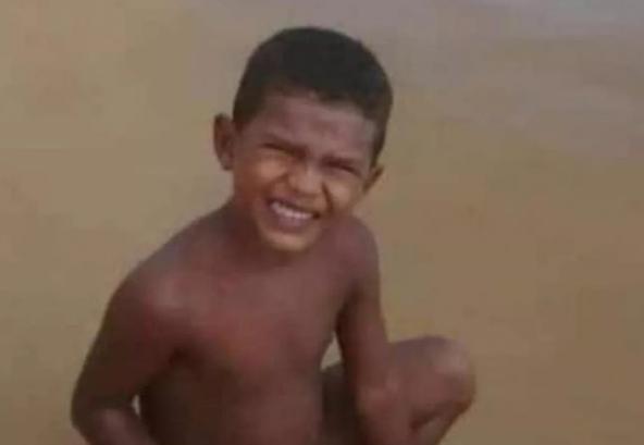 Na Bahia criança de 7 anos é morta a tiros