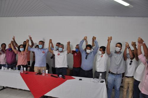 Eleições 2020 em Conquista: Zé Raimundo recebe apoio de 14 partidos para disputa a Prefeitura no 2º turno