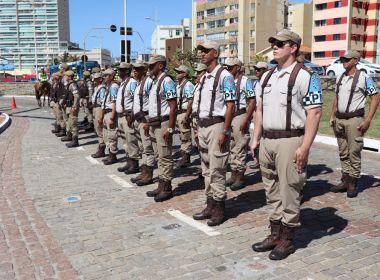 Estado altera cronograma do concurso da Polícia Militar e do Corpo de Bombeiros