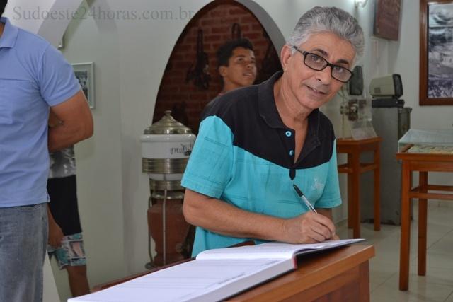 Vereador José Antunes Parabeniza Itapetinga Pelos Seus 68 Anos