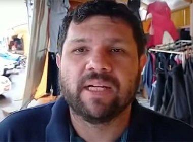 Moraes, do STF, concede prisão domiciliar ao blogueiro bolsonarista Oswaldo Eustáquio