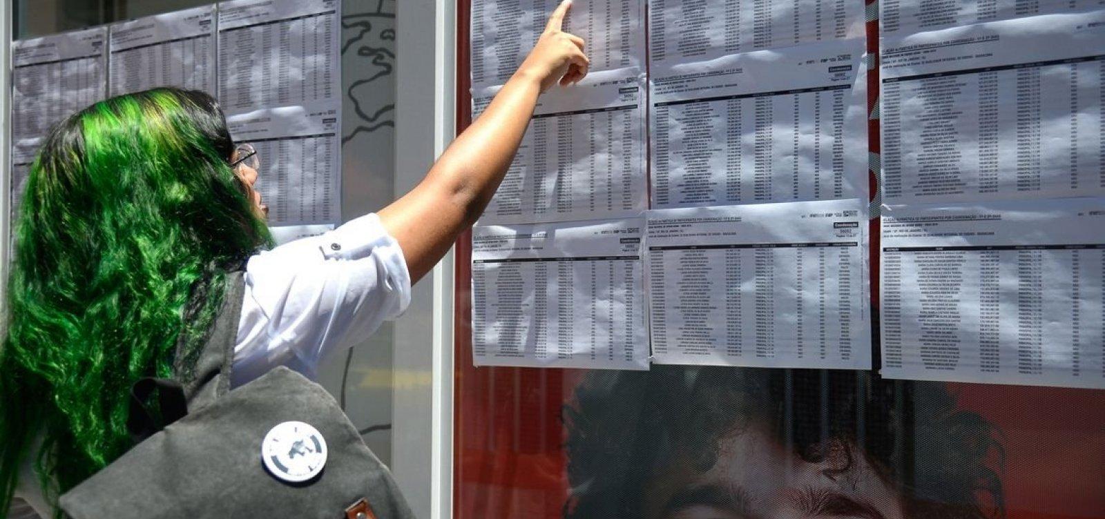 ProUni oferta 9.922 bolsas na Bahia em primeira seleção de 2021