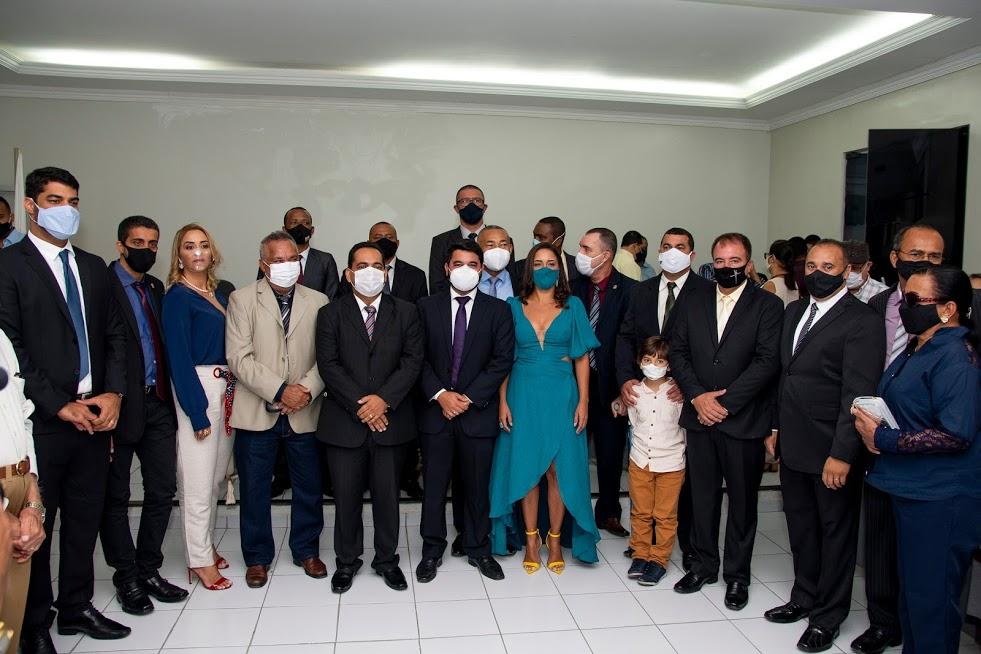 Itapetinga: Confira o vídeo da cerimônia de posse do prefeito, vice e vereadores