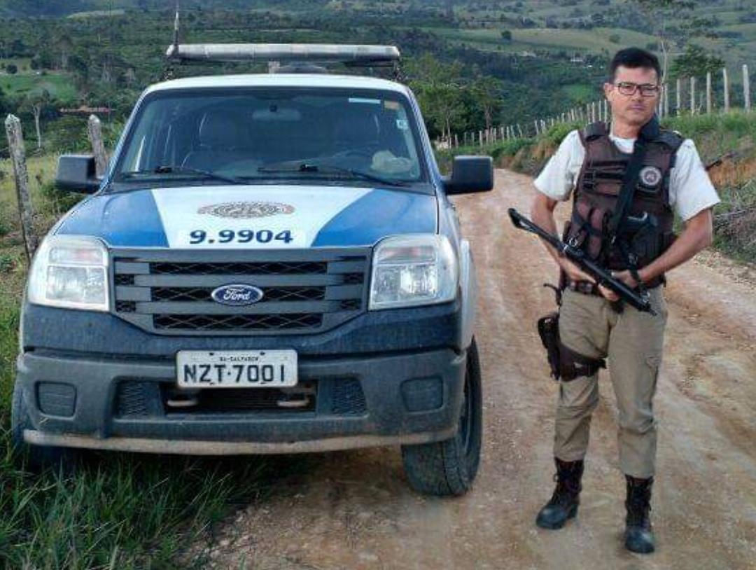 Sargento Gonzalez é encontrado morto na zona rural de Brejões