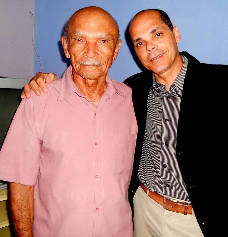 Itapetinga: Morre o pai do radialista Sizinio Neto