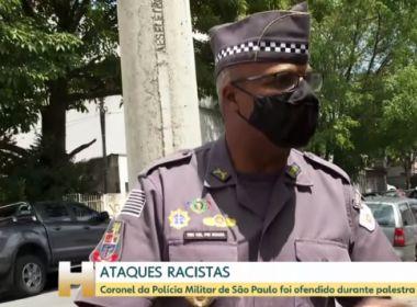 Nossa luta continua, diz tenente-coronel da PM alvo de racismo durante palestra na USP