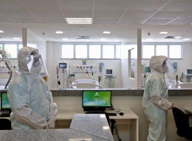 Salvador registra maior ocupação dos leitos de UTI para Covid-19 em seis meses