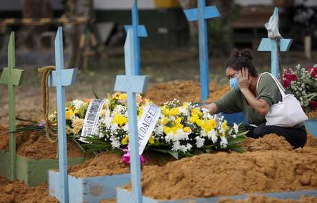 Brasil registra 1.308 mortes e 51.050 casos de covid em 24h