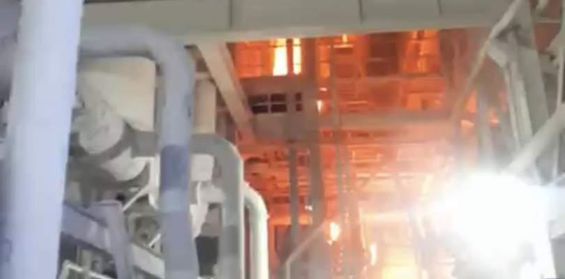 Brumado: Forno de mineradora explode e assusta trabalhadores