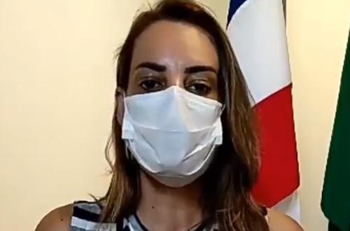Coronavírus em Conquista: Prefeita diz que números são 'preocupantes'