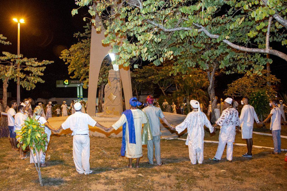 Itapetinga: Povos de terreiros celebram 39 anos do Monumento aos Orixás
