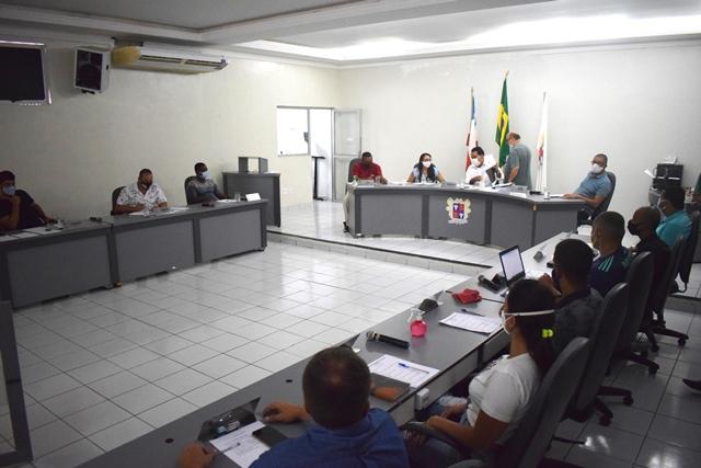 Itapetinga: Câmara realiza reunião para definir comissões permanentes