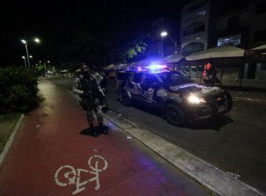 Governo da Bahia prorroga toque de recolher até 5 de abril