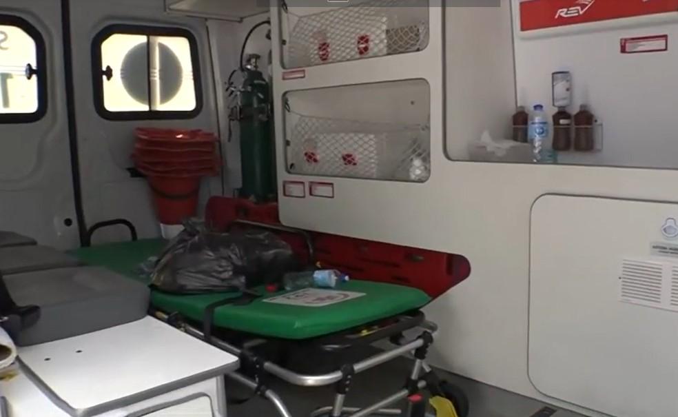 Motorista de ambulância interceptada por homens armados na BA relata ação com 2 mortes: 'Ainda pediram desculpa pra gente'